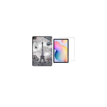 Imagem de Tablet Samsung Galaxy S6 Lite Protetor de tela de vidro temperado