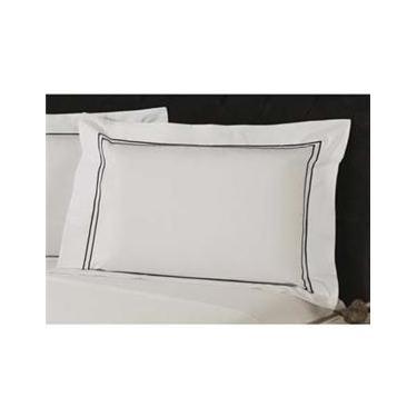 Imagem de Fronha Premium Plumasul Percal 233 Fios Harmonious Branco - 50 cm x 90 cm