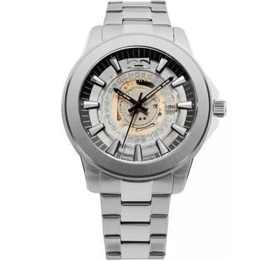 Relógio Masculino Technos Analógico Swiss Parts F06111AB 1W 5bb67d8265