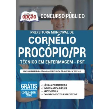Imagem de Apostila Cornélio Procópio Pr - Técnico Em Enfermagem (Psf)