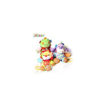 Imagem de Chocalhos macia brinquedos educativos para Stroller Móvel berço musical de pelúcia Animais Crianças Hanging infantil Toy Pingente 0 12 meses