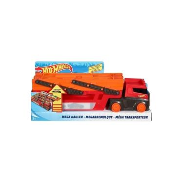 Imagem de Hot Wheels Caminhão Mega Transporter - Mattel Ghr48