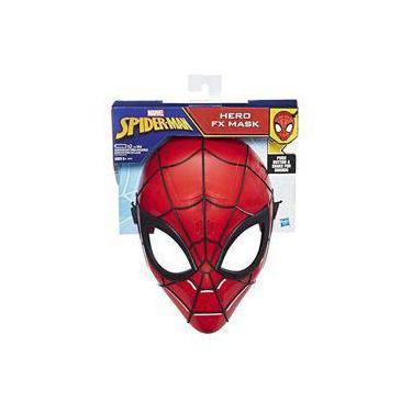 Imagem de E0619 Marvel Acessórios Máscara Eletrônica Fx Homem Aranha