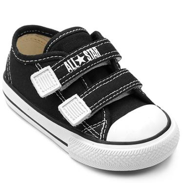 83026dd271 Tênis Infantil Converse All Star CT Border 2 Velcros Baby - Unissex