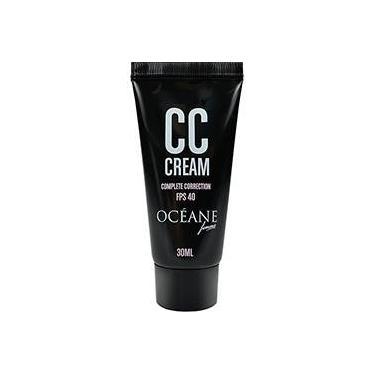 CC Cream Complete Correction FPS 40 30ml - Océane Femme