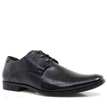 206e4b4899 Sapato Masculino Ferracini Social Firenze Couro