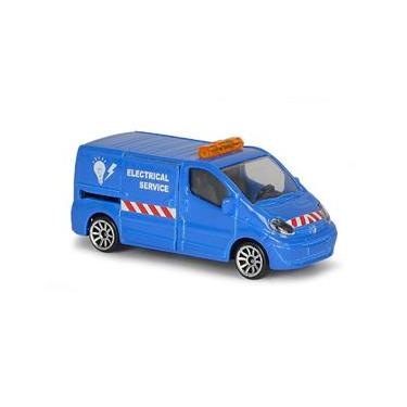Imagem de Veiculo Em Miniatura Majorette City Renault Trafic