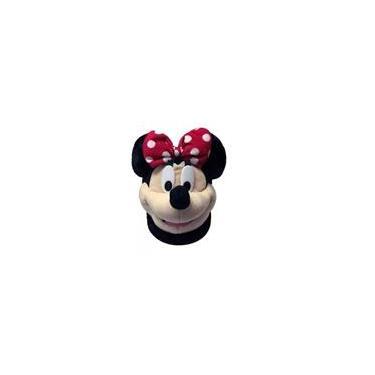 Pantufa Minnie Vermelho 3D - Ricsen Ref:20280