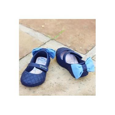 Sapatilha Disney Grendene Azul Marinho/Rosa Infantil 21991-Special