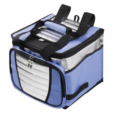 Imagem de Bolsa Térmica Ice Cooler 24 Litros 1 Divisória Poliéster 3621 Mor