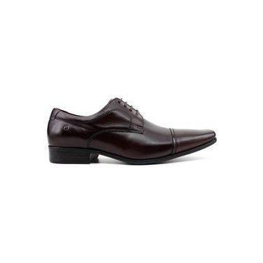 f46323cdbf7bb Sapato Masculino Social Marrom | Moda e Acessórios | Comparar preço ...