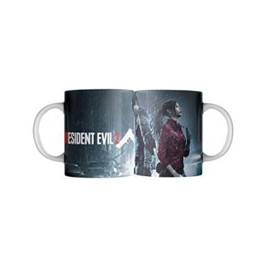 Canecas Personalizadas Resident Evil 2 - Re2 - Umbrella Corporation