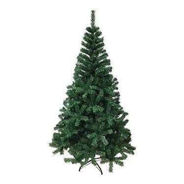 Árvore De Natal Pinheiro 2,10 M 210 Cm 1000 Galhos