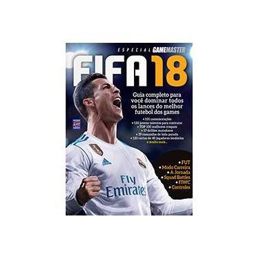 Especial Game Master: FIFA 18 - Editora Europa - 7898958326425