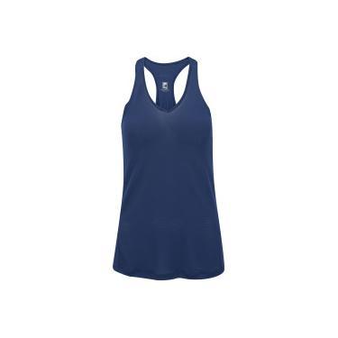 Camiseta Regata Fila Dots - Feminina - AZUL ESCURO Fila b167a87cd0171