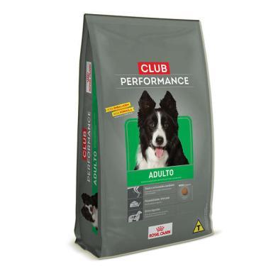 Ração Royal Canin Club Performance para Cães Adultos - 15 Kg