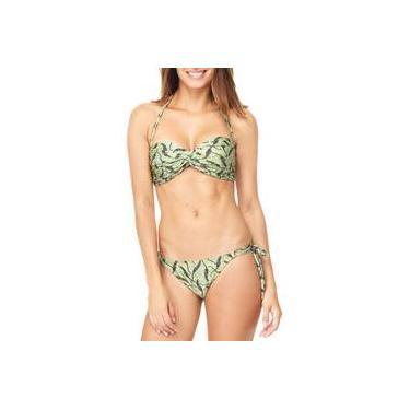 Biquíni Tomara Que Caia MOS Beachwear Belize Com Nó