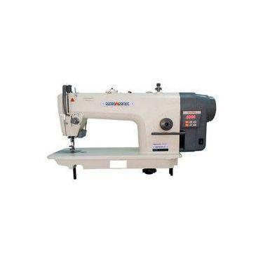 Máquina De Costura Reta Direct Drive Megamak Bivolt-110v / 220v