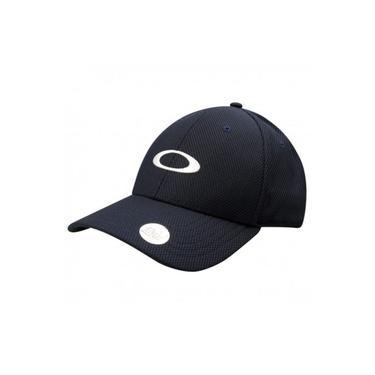 Boné Oakley Mod Golf Ellipse Hat - Preto