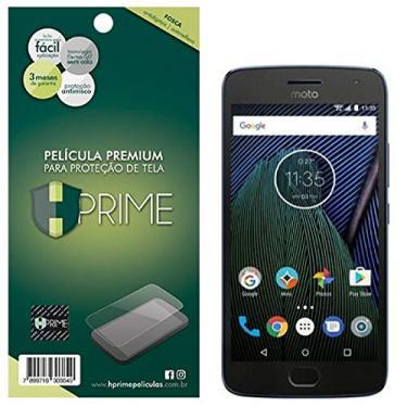 Pelicula Hprime Fosca para Motorola Moto G5 Plus, Hprime, Película Protetora de Tela para Celular, Transparente
