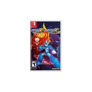 Mega Man X Legacy Collection 1 + 2 - Nintendo Switch
