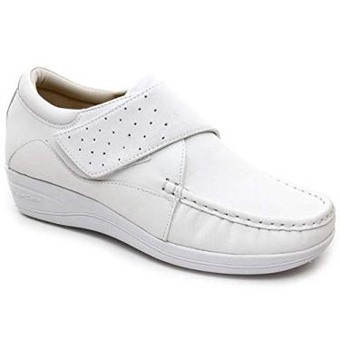 Sapato Feminino Mager Shoes 084 Branco