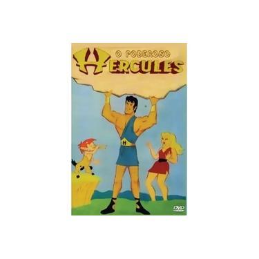 Dvd O Poderoso Hercules Original