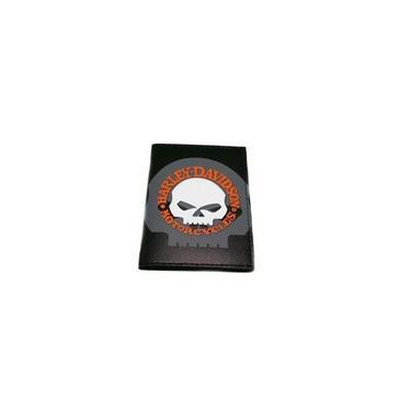 Carteira De Bolso Harley Davidson/Caveira Carteira De Bolso