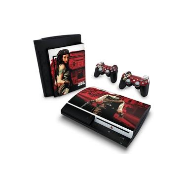 Skin Adesivo para PS3 Fat - Red Dead Redemption