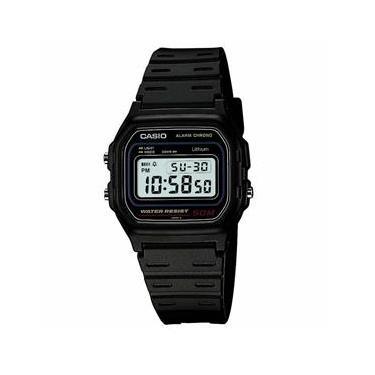 262c4561752 Relógio Masculino Casio Digital W-59-1VQ - Preto