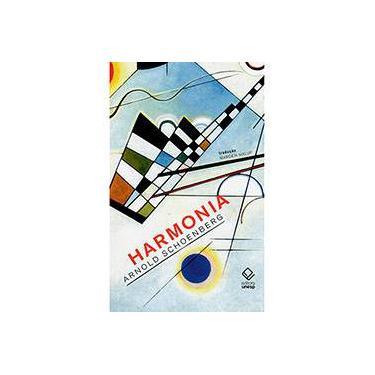 Harmonia - 2ª Ed. 2012 - Arnold Schoenberg - 9788539301744