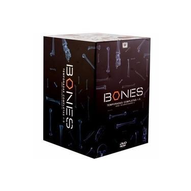 Box Dvd Bones 1 A 5 Temporada - 29 Discos