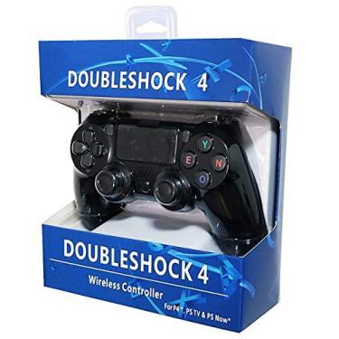 Controle Para Ps4 Sem Fio Preto Doubleshock 4