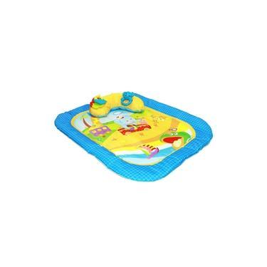 Imagem de Ginásio De Atividades Com Brinquedo Almofada Azul Dican -2259