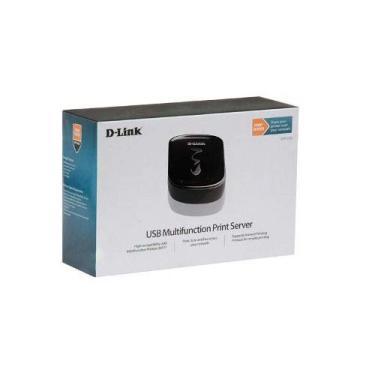 Servidor De Impressão Multifunção Usb D-link Dpr-1020