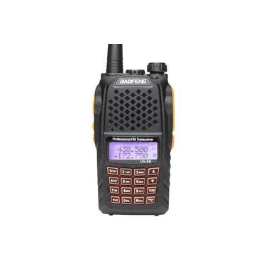 Radio Comunicador Baofeng Uv-6r WalkTalk Vhf Uhf Dual Band