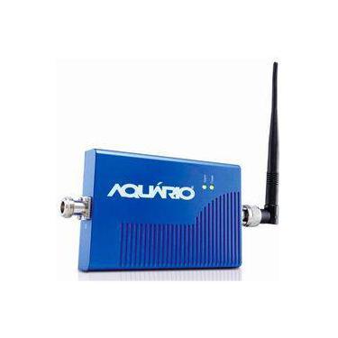 RP-960S repetidor de sinal celular 900MHZ 60DB aquário