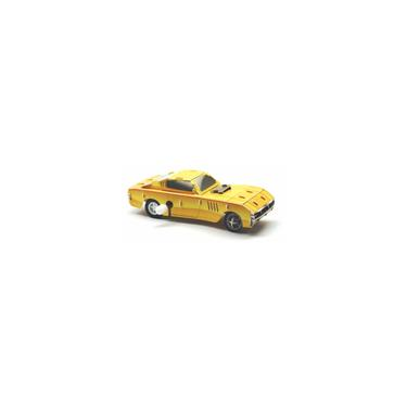 Imagem de Quebra-cabeça de alimentação 3D, Yellow Racing Car (HWMP-58)
