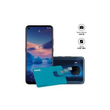 Smartphone Nokia 5.4 128gb, 4gb Ram Azul