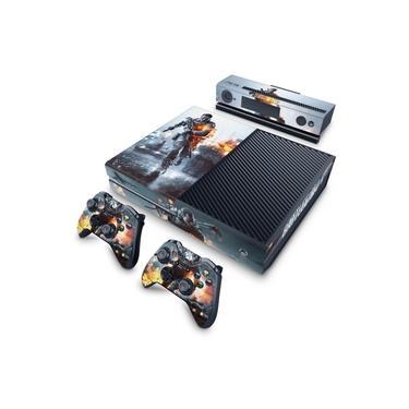 Skin Adesivo para Xbox One Fat - Battlefield 4