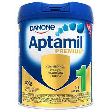 Fórmula Infantil Aptamil Premium 1 Danone Nutricia 800g