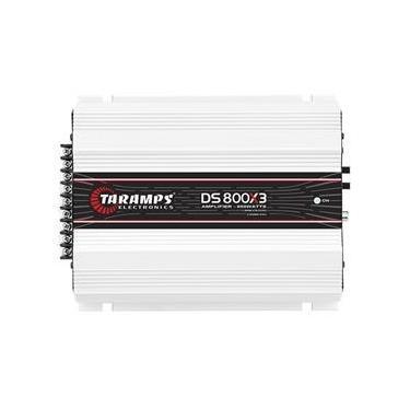 Módulo Potência Taramps DS-800x3 800Wrms 3 Canais 2 Ohms