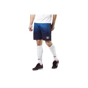 Imagem de Calção Umbro TWR Degradê Futebol Masculino 6T150061