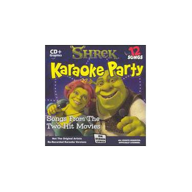 CD Chartbuster Karaoke: Shrek Karaoke Party (Importado)