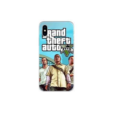 Capa para iPhone XR - GTA V | Modelo 3