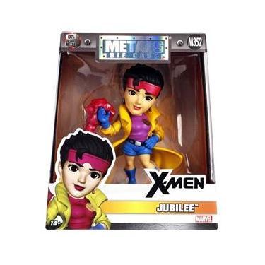 Figura Jada Metal Die Cast Marvel X-Men M352 Jubilee