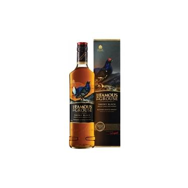 Whiskey Smoky Black The Famous Grouse 750ml