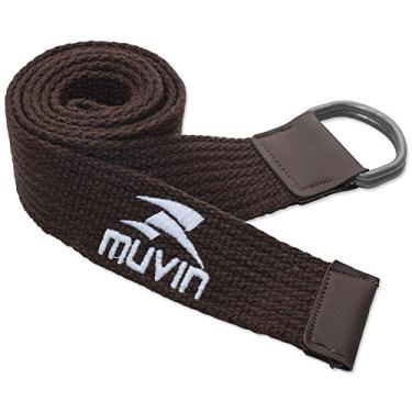 Cinto Skate Wear Street Muvin Csk-100 - Marrom - M