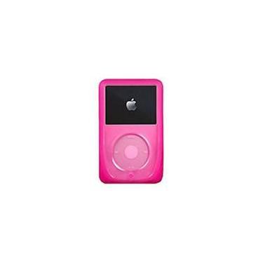 Capa de Silicone eVo3 para iPod Video 30GB (Rosa) - iSkin
