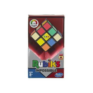 Imagem de Brinquedo Jogo Cubo Magico Rubiks Impossivel da Hasbro